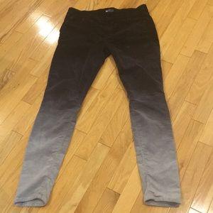 MOTHER VELOR-LIKE 5 pocket jeans
